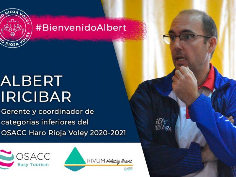 Albert Iricibar